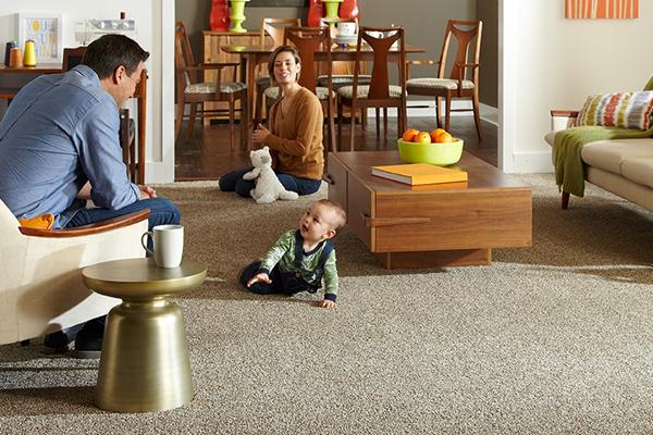 About San Mateo Abbey Carpet Floor